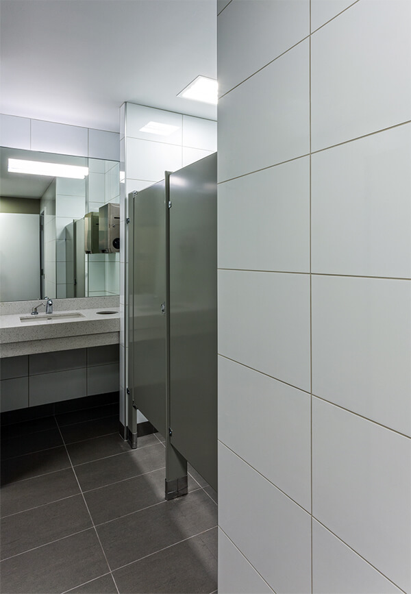 777 Dunsmuir Street, Vancouver - Tenant Showers
